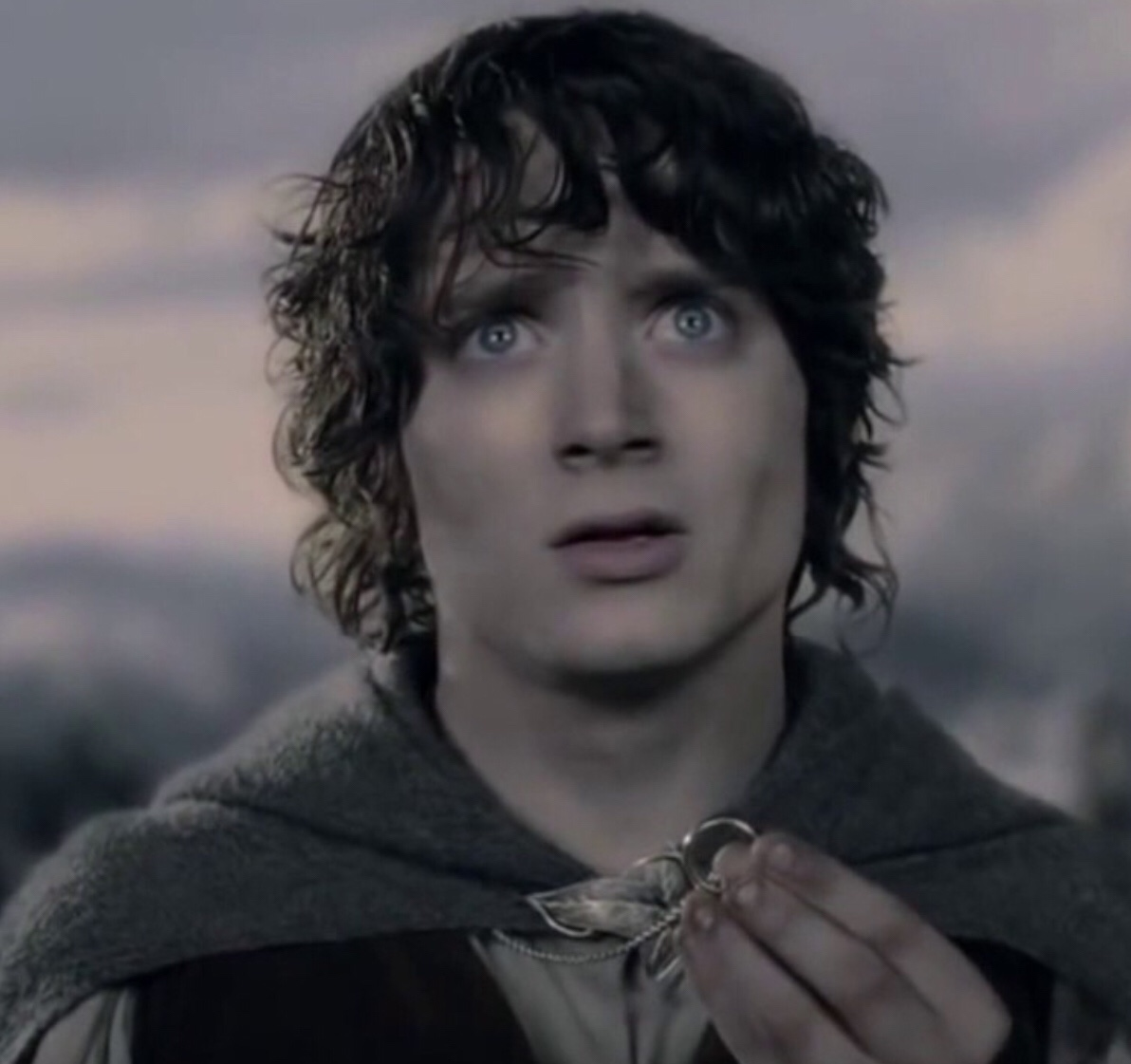 Frodo and his quest to destroy the ring
