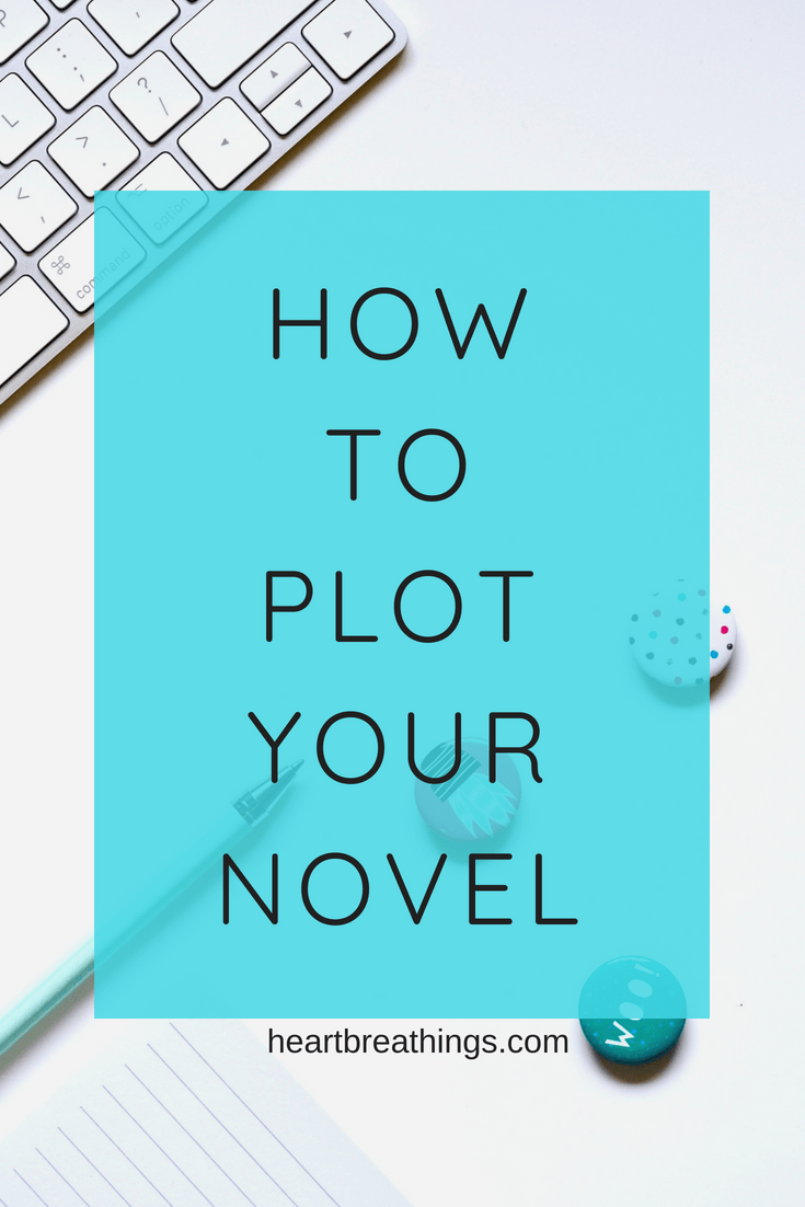 Plot your novel by Sarra Cannon