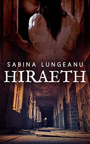 Hiraeth book cover by Sabina Lungeanu
