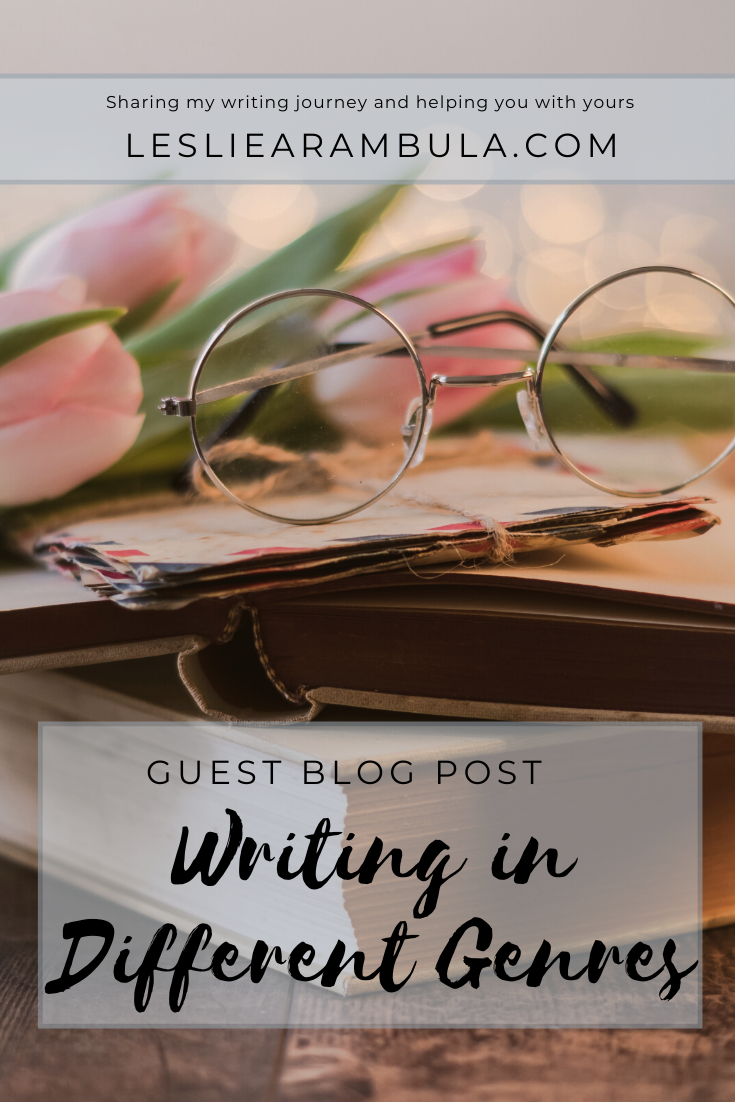 Writing in Different Genres guest blog by Tara Moeller