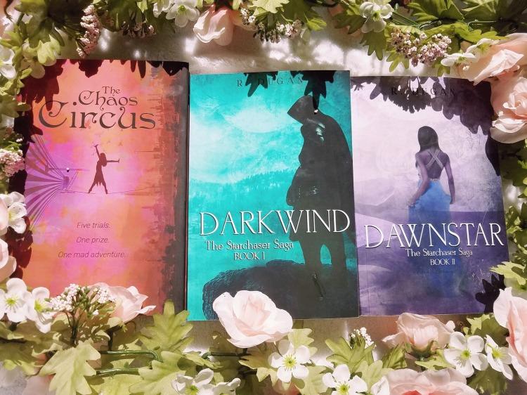 The Chaos Circus Darkwind and Dawnstar by Renee Dugan